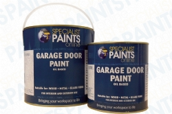 Garage Door Paint