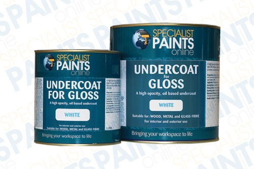 how to use undercoat paint